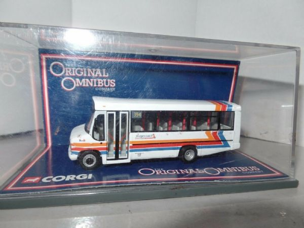 Corgi OOC 43402 Plaxton Beaver Bus Stagecoach Manchester Glossop NO Mirrors